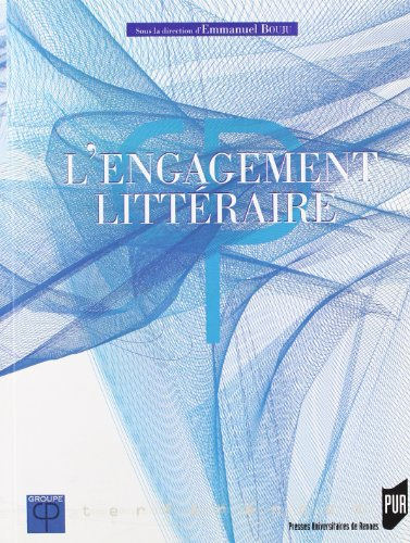 9782753500600: l'engagement litteraire