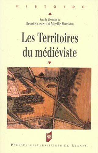 les territoires du medieviste: Benoît Cursente, Mireille Mousnier, P. H. Billy, Pierre-Yves Laffont