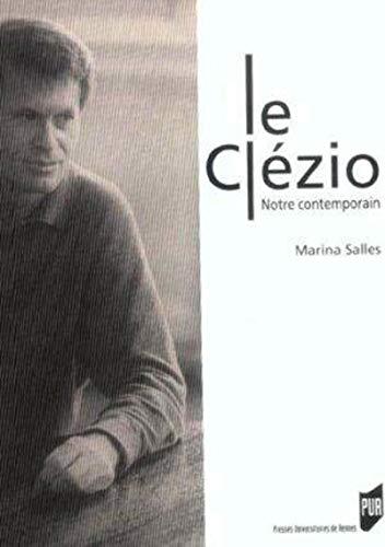 9782753502390: Le Clézio : Notre contemporain