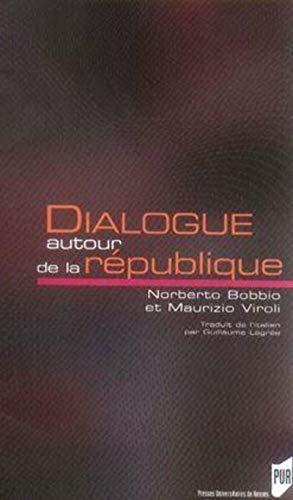 dialogue autour de la république (2753503206) by NORBERTO BOBBIO