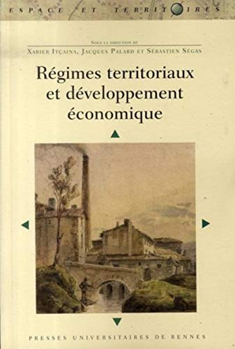 Regimes territoriaux et developpement economique: Itcaina Xabier
