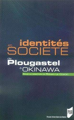 """""""identités et société ; de plougastel à okinawa"""": Ronan Le ..."""