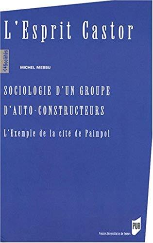L'esprit castor : sociologie d'un groupe d'autoconstructeurs : l'exemple de la ...