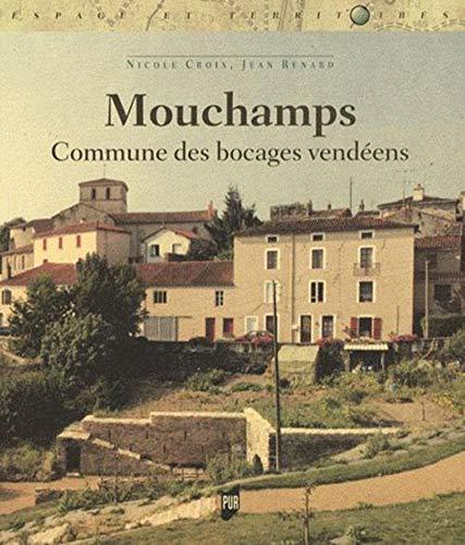 Mouchamps Commune des bocages vendeens: Croix Nicole