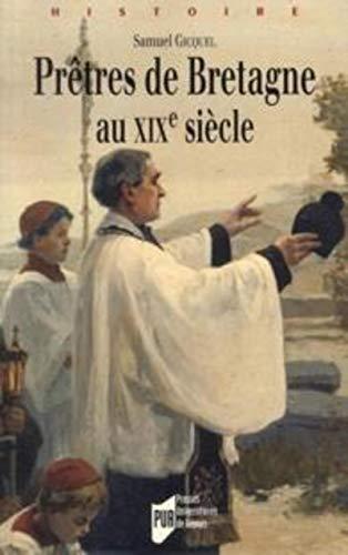 Prêtres de Bretagne au XIXe siècle: Gicquel, Samuel