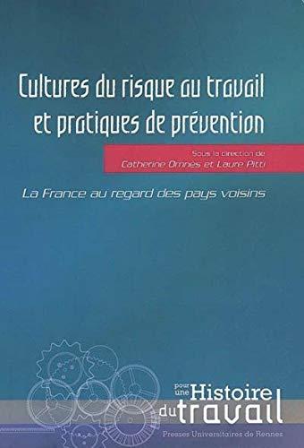 Cultures du risque au travail et pratiques de prévention : la France au regard des pays ...