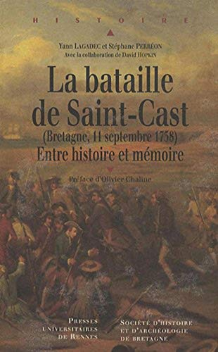 BATAILLE DE SAINT CAST 1758: LAGADEC