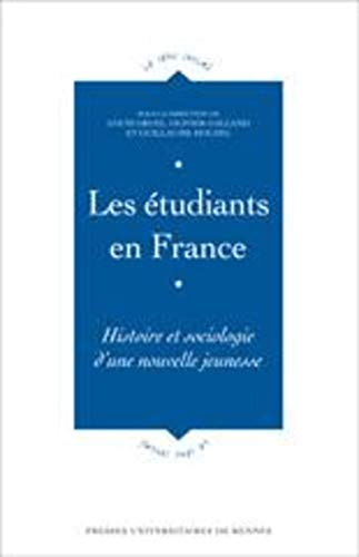 Les étudiants en France : Histoire et: Louis Gruel