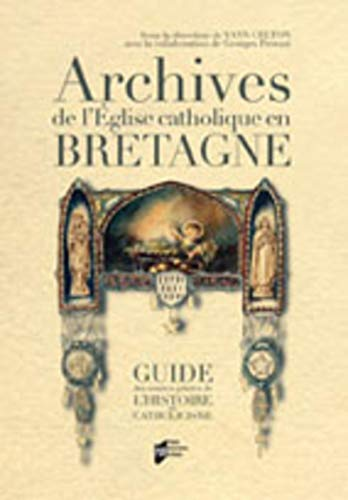 9782753511996: Archives de l'Eglise catholique en Bretagne (French Edition)