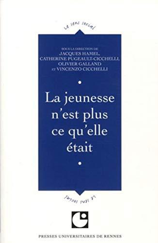 La jeunesse n'est plus ce qu'elle était: Centre culturel international (...