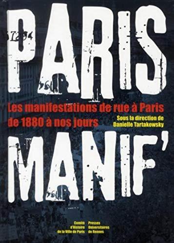 Paris manif'