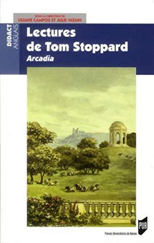 Lectures de Tom Stoppard Arcadia: Campos Liliane