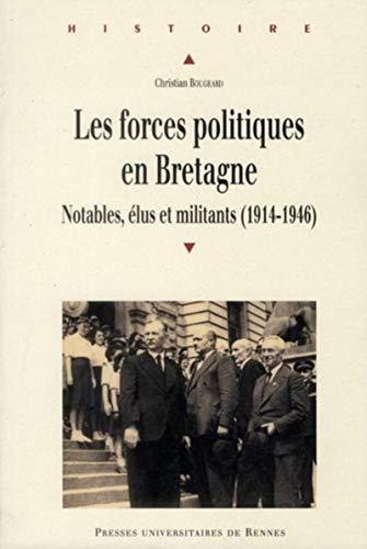 forces politiques en bretagne: Christian Bougeard