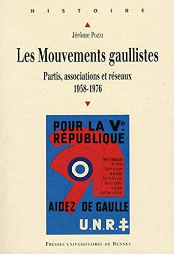 mouvements gaullistes: Jérome Pozzi