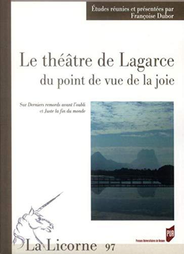 9782753517622: theatre de jean luc lagarce