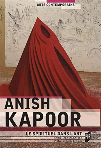 Anish Kapoor : Le spirituel dans l'art: Christine Vial Kayser