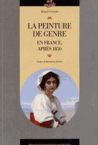 9782753520059: La peinture de genre en France, après 1850