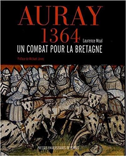 9782753521070: Auray 1364 : Un combat pour la Bretagne