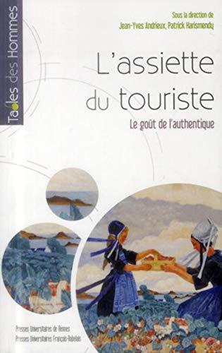 L' assiette du touriste: Jean Yves Andrieux, Patrick Harismendy