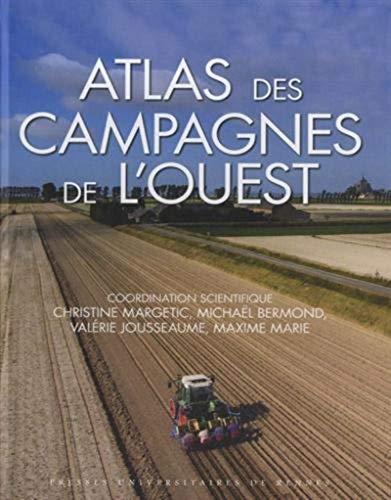 Atlas des campagnes de l'Ouest: Margetic Christine