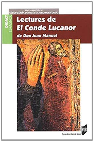 Lectures de El conde Lucanor de don Juan Manuel: Garcia Cesar