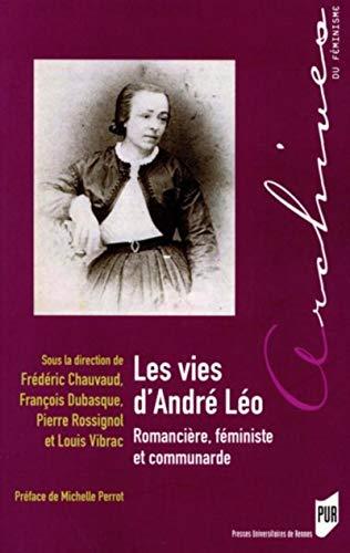 9782753535671: VIES D ANDRE LEO - histoire des femmes