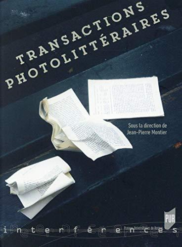 9782753540705: Transactions photolittéraires