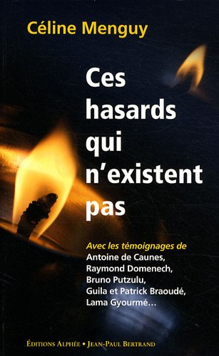 9782753804593: Ces hasards qui n'existent pas (French Edition)