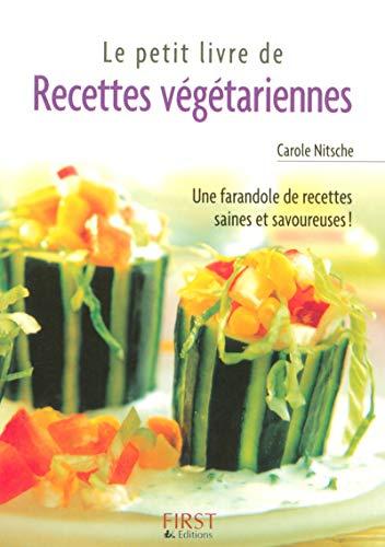 9782754000277: Les Petits Livres: Le Petit Livre De Recettes Vegetariennes (French Edition)