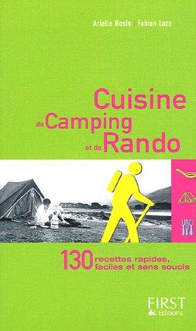 9782754000772: Cuisine de Camping et de Rando