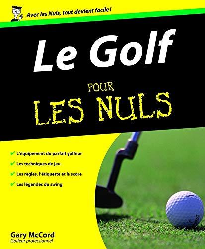 9782754000789: Le Golf pour les nuls (French Edition)