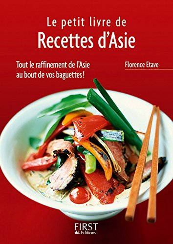 9782754000987: Le petit livre des Recettes d'Asie