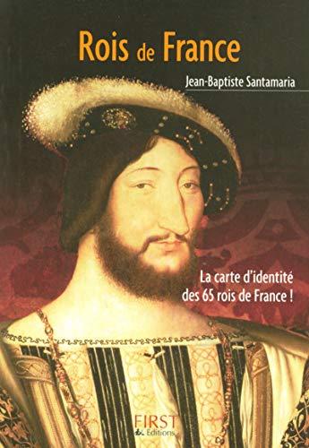 9782754001427: Les Petits Livres: Le Petit Livre DES Rois De France (French Edition)