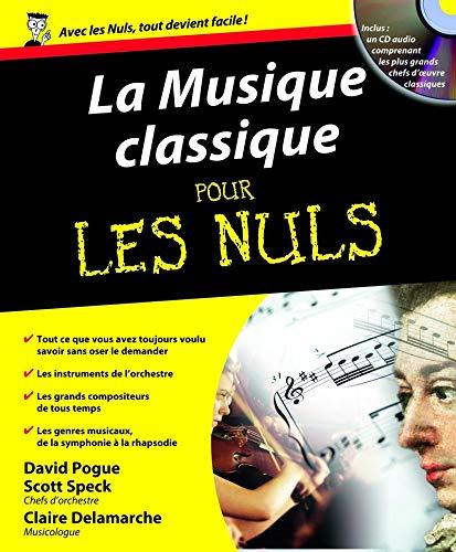 9782754001519: La Musique classique Pour les Nuls
