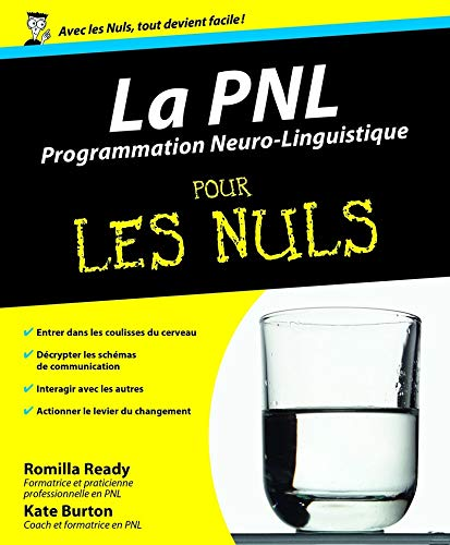 9782754001694: La PNL pour les Nuls (French Edition)