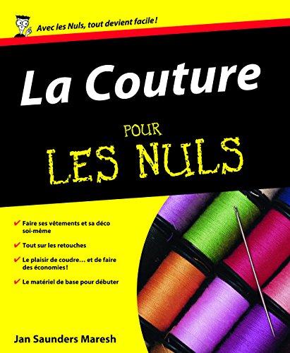 9782754001939: La Couture pour les Nuls (French Edition)