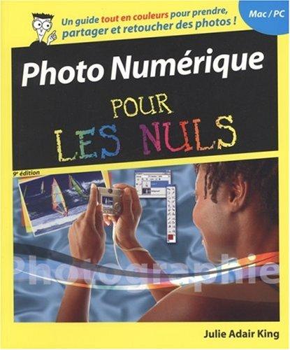 9782754004336: Photo Num�rique pour les Nuls