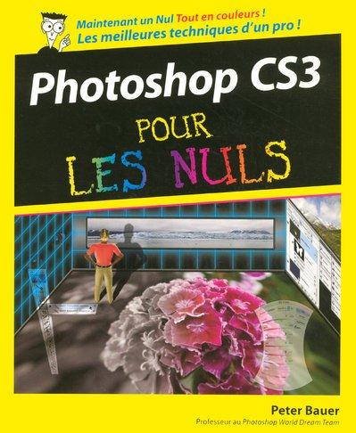 9782754004350: Photoshop CS3 pour les nuls