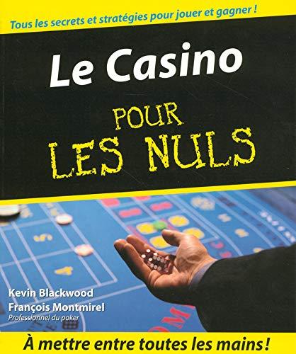 9782754004473: Le Casino pour les Nuls (French Edition)
