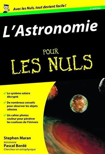 9782754004503: L'Astronomie pour les Nuls