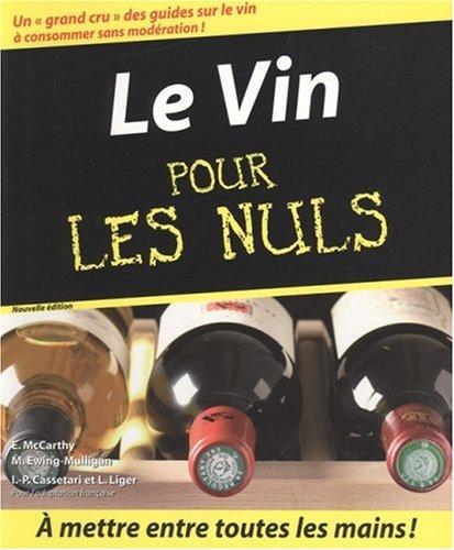 9782754004619: Le vin pour les nuls