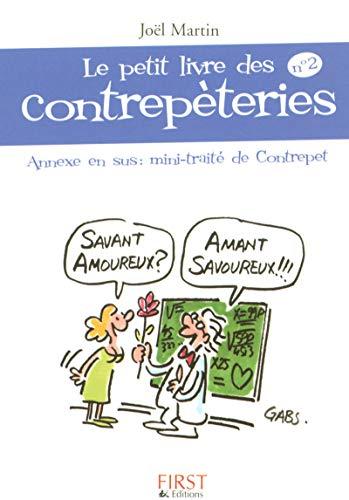 Le petit Livre de - Les Contrepèteries n°2: Martin, Joël