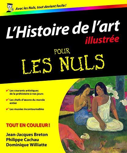 L'Histoire de l'art pour les Nuls (French Edition): Jean-Jacques Breton