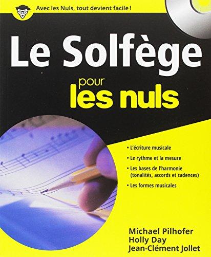 Le Solfège pour les Nuls (1CD audio): Michael Pilhofer; Holly