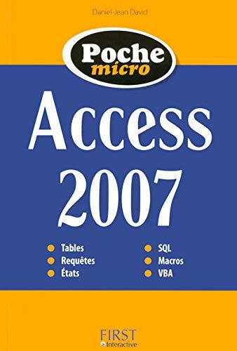 9782754006644: Access 2007