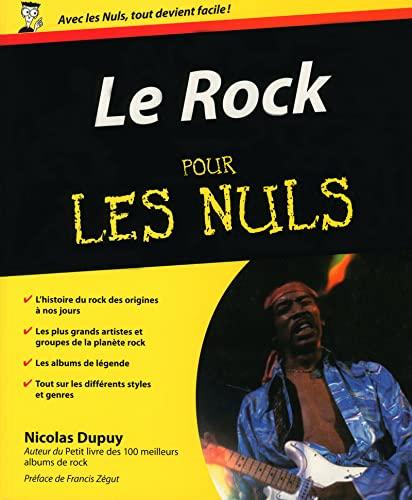 9782754008198: Le Rock Pour les nuls