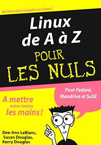 9782754008532: LINUX DE A A Z MEGAPOC PR NULS