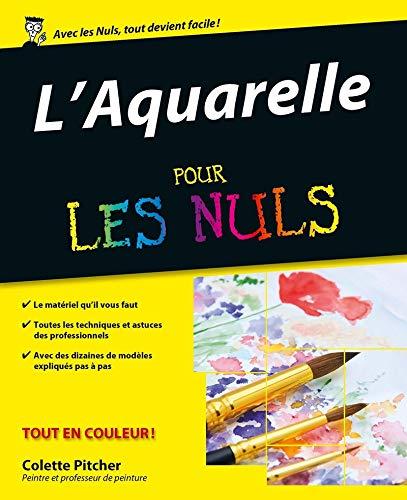 9782754009348: L'Aquarelle pour les nuls (French Edition)