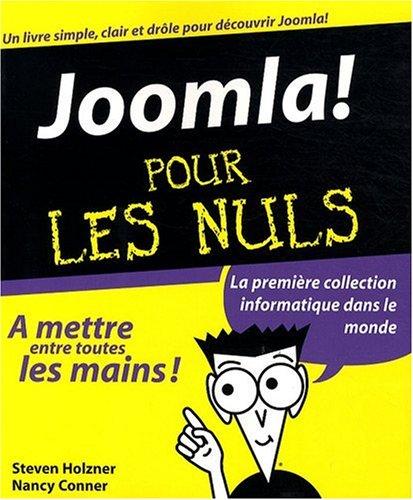 9782754009492: Joomla ! pour les nuls