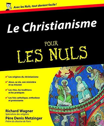 9782754009911: Le Christianisme Pour les nuls